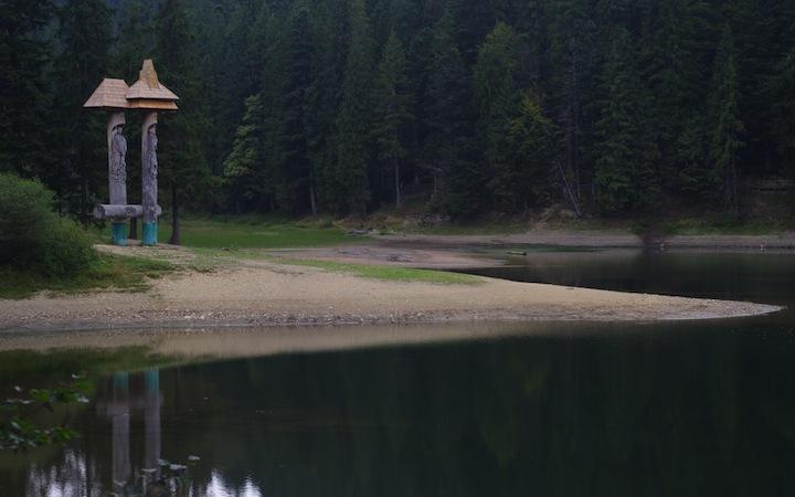 Озеро Синевир. Карпаты