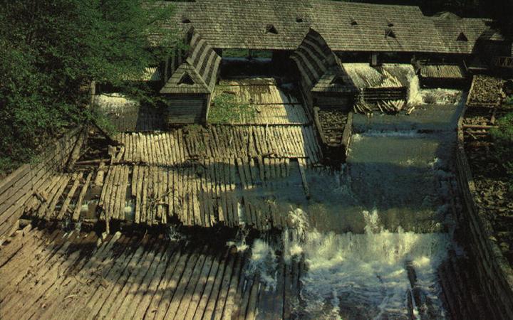 Музей леса и сплава. Синевир