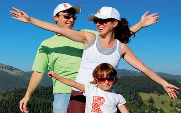 Летний отдых с детьми в Карпатах