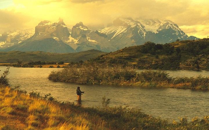 Рыбалка в Карпатах и Закарпатье