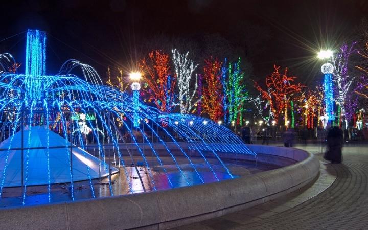 красивые места для фотосессий в днепропетровске, фотосессия зимой