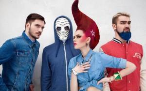 The HARDKISS. Концерт в Днепропетровске. 12 сентября