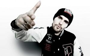 Концерт в Днепропетровске: Noize MC