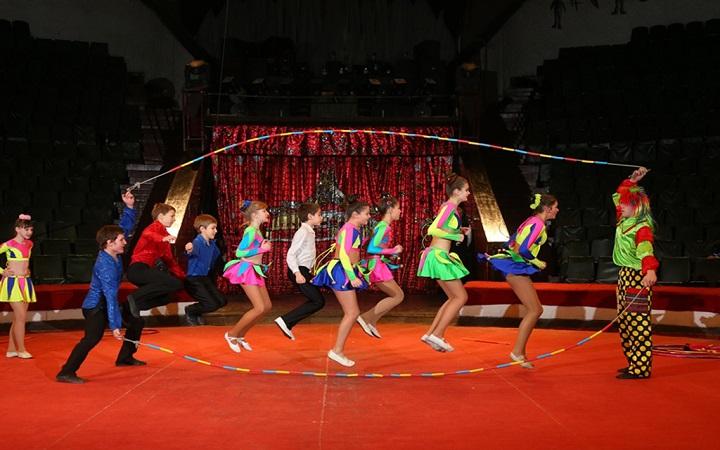 Цирк Днепропетровск