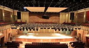 Реконструкция Концертного Зала Омской Филармонии.