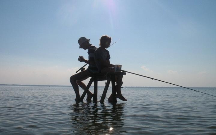 трава для рыбалки