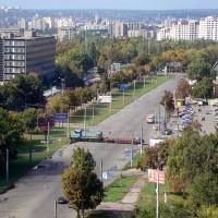 Московский проспект. Харьков.