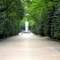 Мемориальный комплекс. Харьков