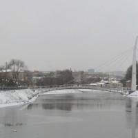 Места для фотосессий зимой в Харькове