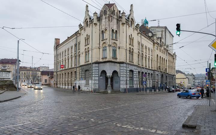 Театр драмы им. Леси Украинки