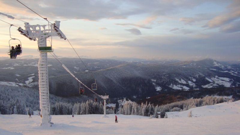 Тур по Украине: Зимнее путешествие в Карпаты