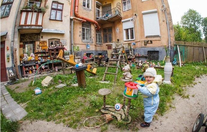 «Секретные» впечатляющие места Львова