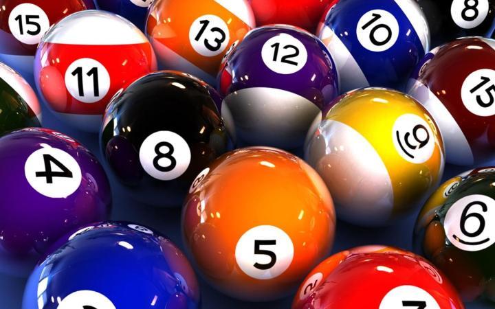 Играть в бильярдные шарики - 5f1