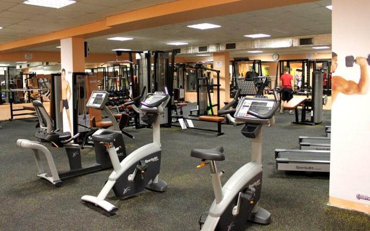 фитнес клубы одессы, где заняться фитнесом, адреса