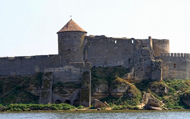Белгород-Днестровская (Аккерманская) крепость — г. Белгород-Днестровский