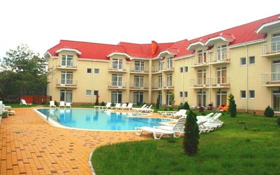 Курортный отель «Дельфин»