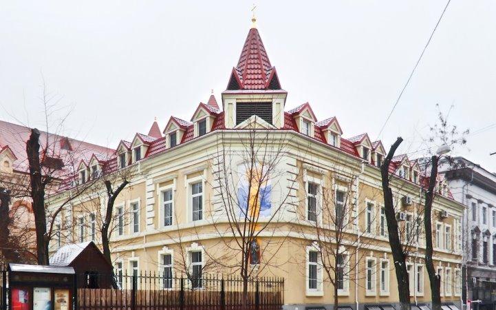 Кирха в Одессе