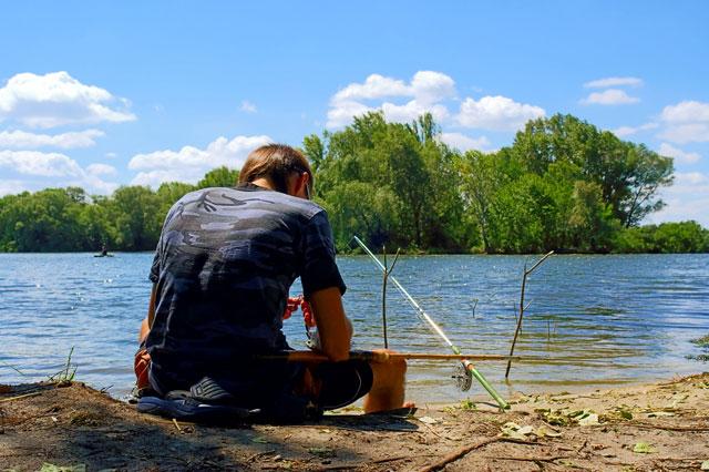 Рыбалка в Киеве и Киевской области, места для рыбалки