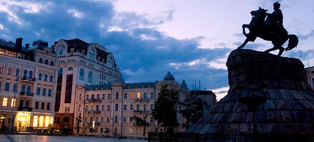 Достопримечательности Киева. Исторические места