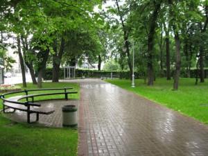Парки Киева. Где погулять в парке