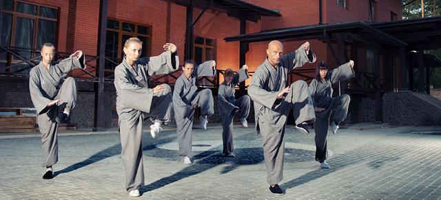 Тайчи от школы боевых искусств «Пересвит»