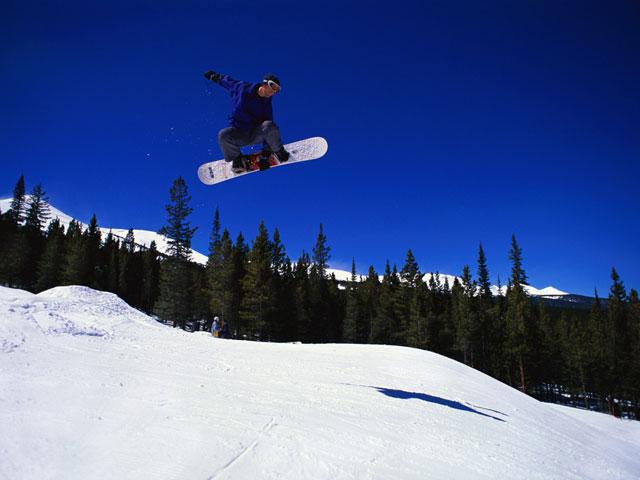 Сноубординг в Украине. Горнолыжные курорты Украины