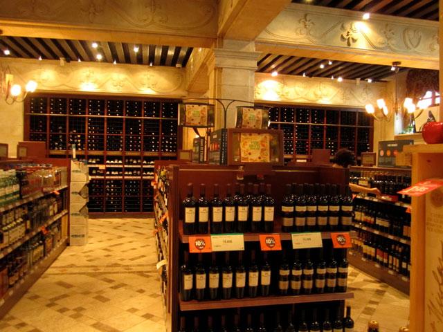 Где купить вино в Киеве. Винные погреба