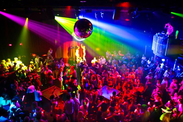 Ночные клубы Киева