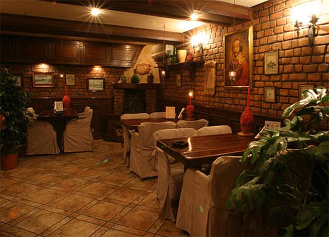 Лучшие рестораны Киева