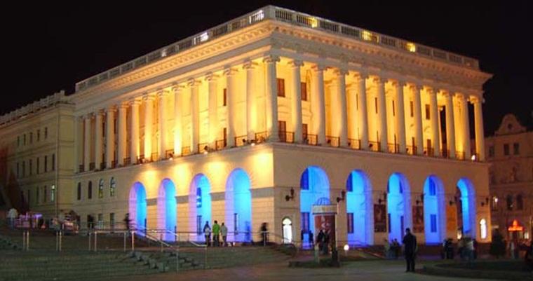 Национальная музыкальная академия Украины имени П. И. Чайковского