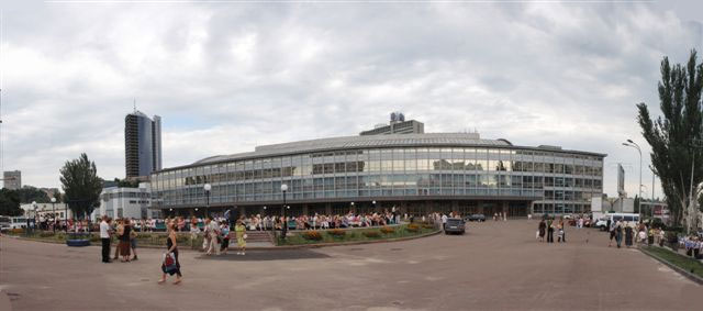 Дворец Спорта. Киев.