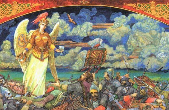 Скандинавские Мифы