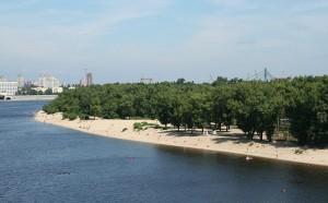 Гидропарк. Киев.