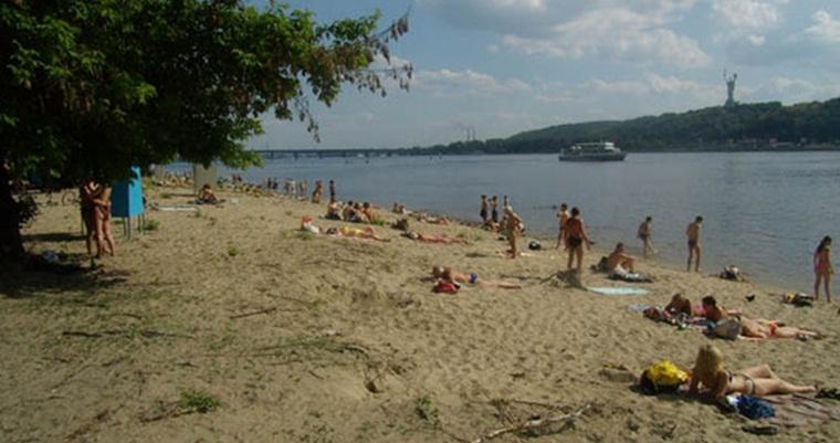 Пляж «Предмостная слободка»