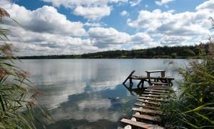 Озеро «Алмазное». Киев.