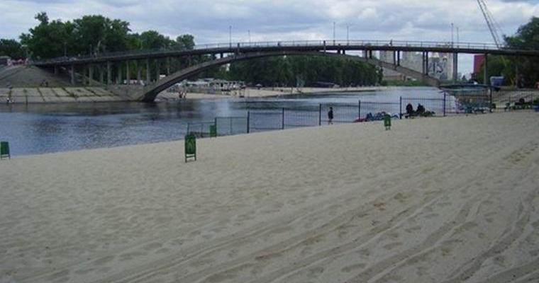 Пляж «Детский»