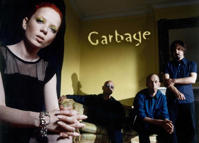 Garbage. Концерт в Одессе. 12 июня.