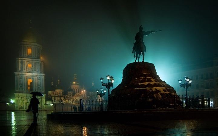 Киевские активисты требуют оставить Крещатик открытым для пешеходов в выходные - Цензор.НЕТ 9934