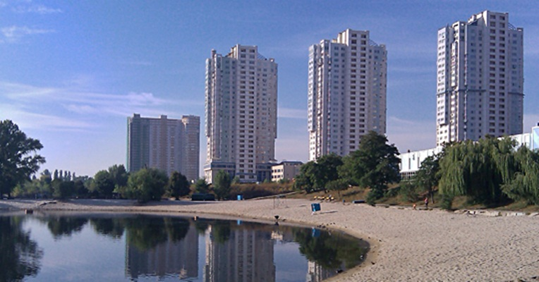 """Пляж """"Тельбин"""""""
