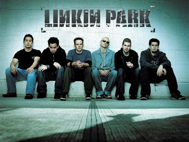 Линкин парк. 12 июня в Одессе
