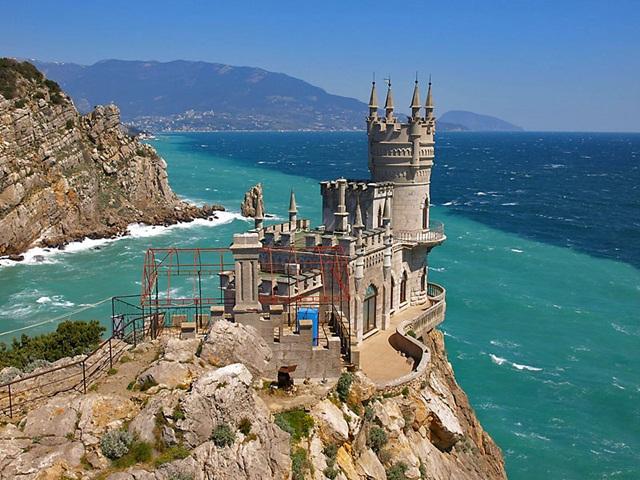 Пляжи Крыма.