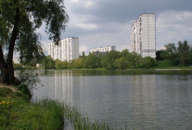 Озеро «Тельбин». Киев.