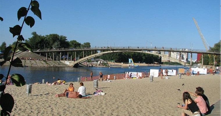 Пляж «Венеция»