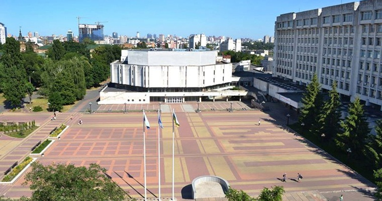 Дом культуры КПИ