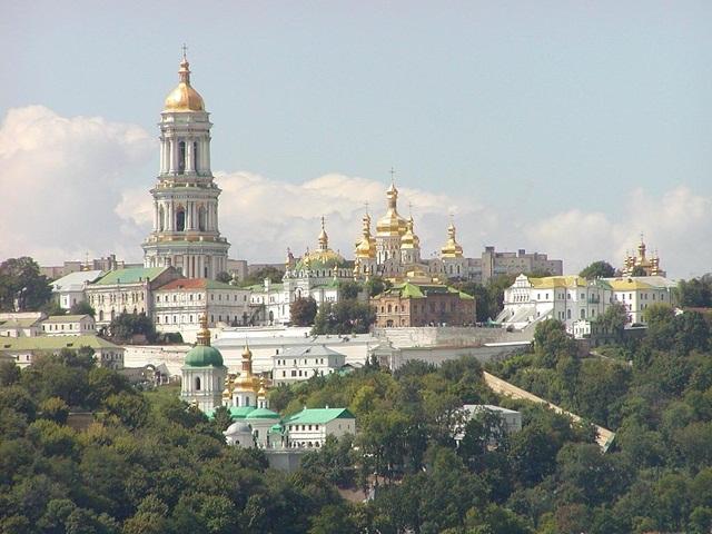 Церкви и храмы Киева.