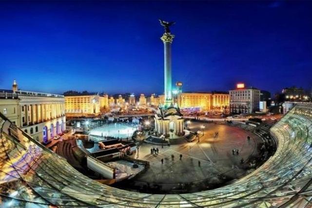 Интересные места Киева.