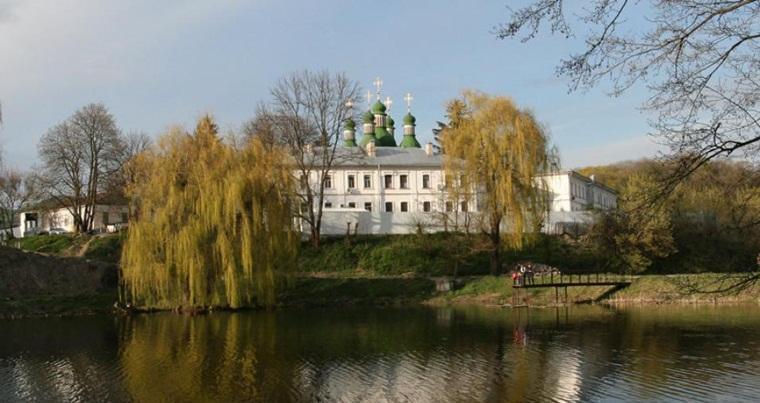 Свято-Троицкий Китаевский монастырь