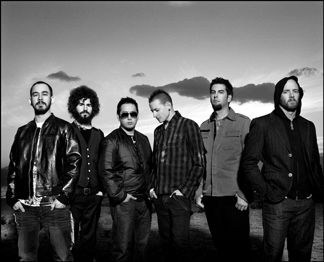 Linkin Park  (Линкин Парк) в Украине
