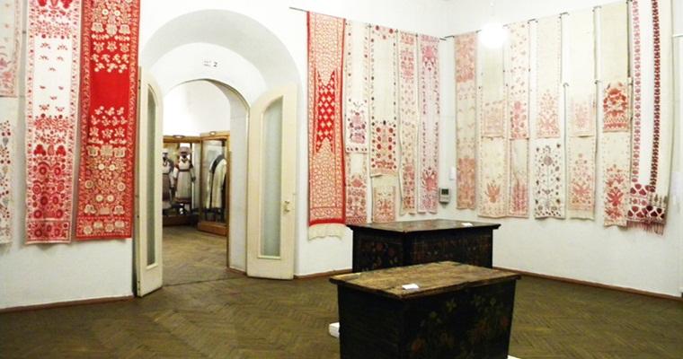 Государственный музей украинского народного декоративного искусства