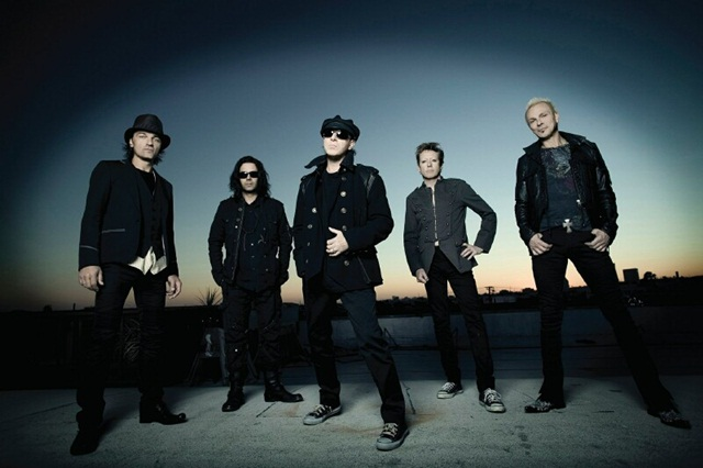 Scorpions в Украине.